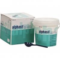 С-силиконовый базовый материал Alphasil Putty Soft , 900 мл./1,6 кг.