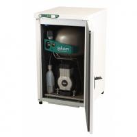 Cтоматологический компрессор DK50 PLUS S с шумопоглощающим шкафом