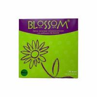 Листы для раббердам BLOSSOM (Зеленые-средние, 152мм*152мм) 36шт