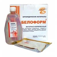 Белоформ (порошок 160гх12шт и жидкость 400мл)