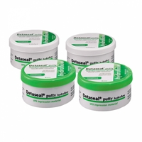Detaseal hydroflow putty слепочная масса, Value Kit, набор 4х250 мл