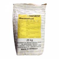 Гипс Marmodent, 3 кл, цвета: голубой,желтый, белый, зеленый мешок 25 кг