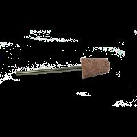 ГОЛОВКИ ШЛИФОВАЛЬНЫЕ СТОМАТОЛОГИЧЕСКИЕ/для обработки нейлоновых протезов/ГКЗ-12.5 средн./ 1шт