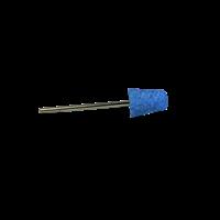 ГОЛОВКИ ШЛИФОВАЛЬНЫЕ СТОМАТОЛОГИЧЕСКИЕ/для обработки нейлоновых протезов/ГКЗ-12.5 тонкой/ 1шт