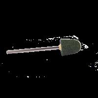 ГОЛОВКИ ШЛИФОВАЛЬНЫЕ СТОМАТОЛОГИЧЕСКИЕ/для обработки нейлоновых протезов/ГКЗ-12.8 груб./ 1шт