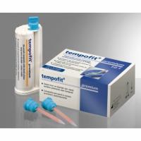 DETAX Tempofit Premium 10:1, оттенок А2, материал для временных коронок и мостов