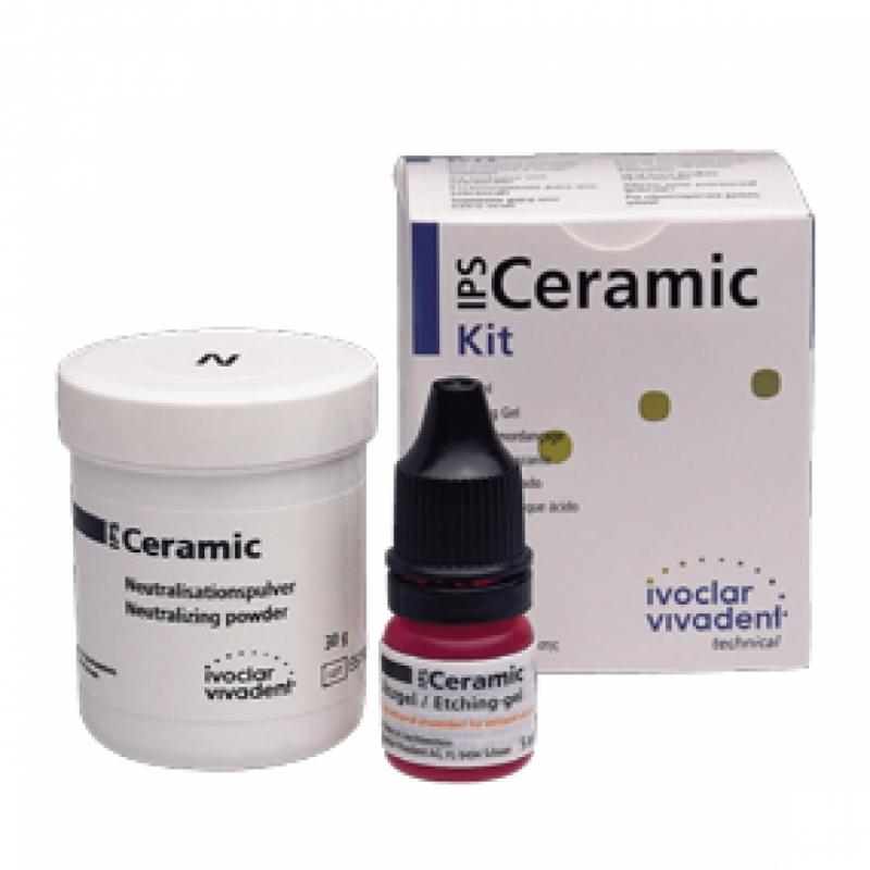 IPS Ceramic Etching Gel Kit набор для протравки