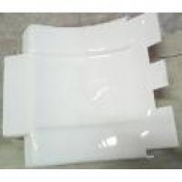 Задний пластик спинки