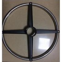 Металлическая круглая педаль